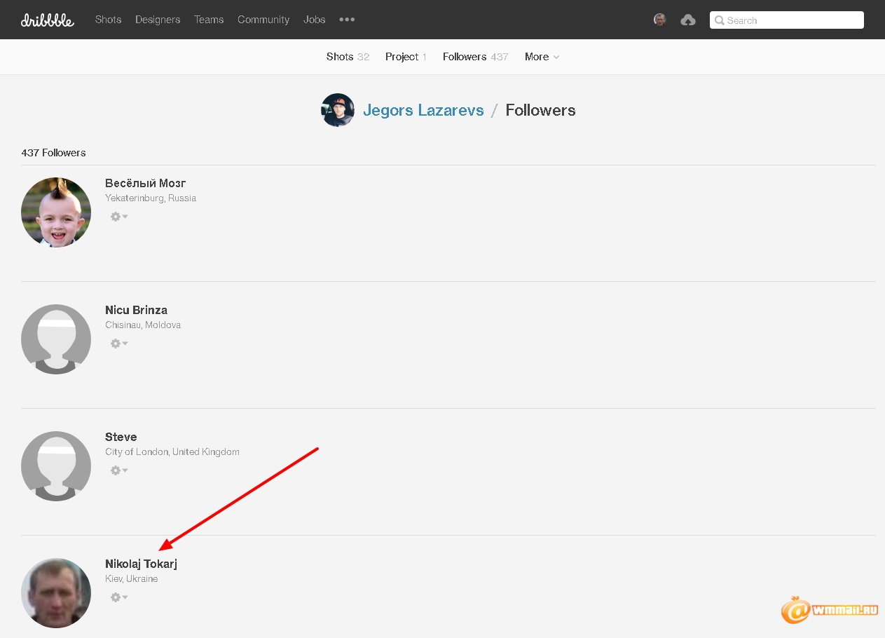 Jegors Lazarevs   Followers   Dribbble